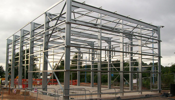 d081ab71df2e Steel Frame Building. Serving steel construction ...